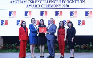 เอไอเอ ประเทศไทย คว้ารางวัลดีเด่นด้านกิจการเพื่อสังคม