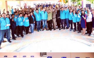 คปภ. ยกพลล่องใต้ เคาะประตูชาวชุมชนวังหอน จังหวัดนครศรีธรรมราช ขับเคลื่อนโครงการ คปภ. เพื่อชุมชน ครั้งที่ 4