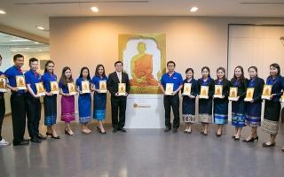 ทิพยประกันภัย สปป ลาว เยี่ยมชมระบบงาน เทคโนโลยีดิจิตอล  ทิพยประกันภัย ประเทศไทย