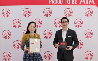 เอไอเอ ประเทศไทย รับรางวัล Top Employer Thailand 2021