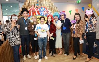 บมจ.กรุงไทย–แอกซ่า ประกันชีวิต จัดกิจกรรมสุขภาพ Fit & Firm Fest